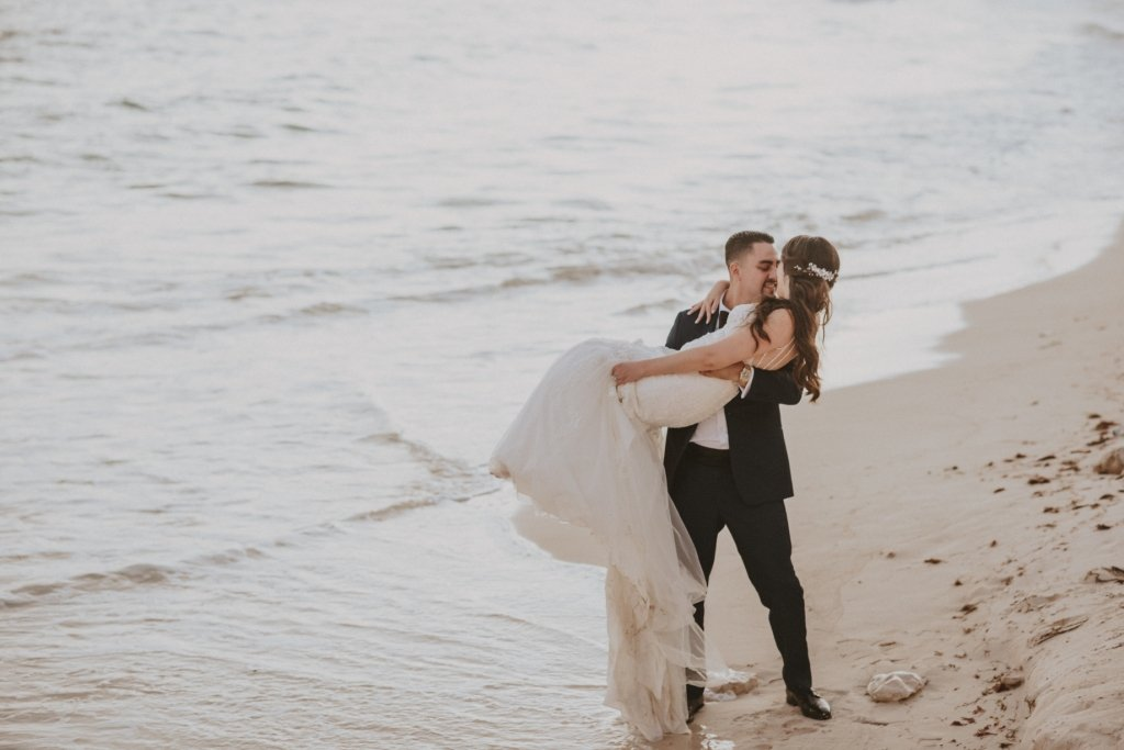 shantal and xavier destination wedding
